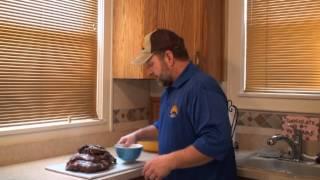 Deer Cooking- Wild Game -  Uncle Bucky's Wild Kitchen -  Deer Ribs