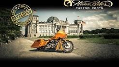 Motorrad Blinker Gabel