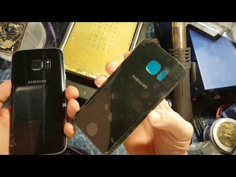 ЗАМЕНА ЗАДНЕГО СТЕКЛА домашних условиях Samsung S6 S7 S8 S9 A3 A5 A7