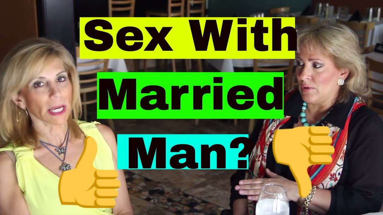 sex with a married guy