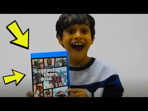 He Got GTA 6 EARLY... From Rockstar games! (Reacting to fake videos)