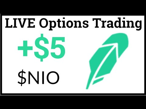 How does options trading work on robinhood