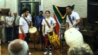 Candombe    (Rivera - Uruguay)