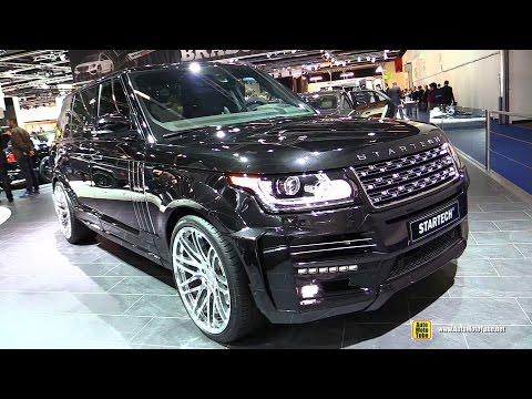 2016 Range Rover Autobiography Startech - Exterior and Interior Walkaround - 2015 Frankfurt Motor Sh