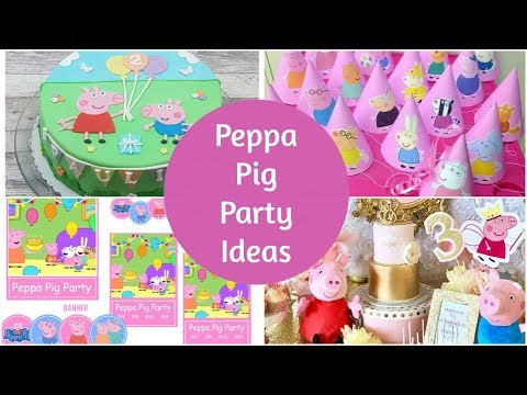 Perfect Peppa Pig Party Ideas Youtube