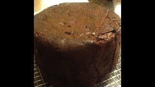 Traditional Newfoundland dark rum fruitcake - Bonita