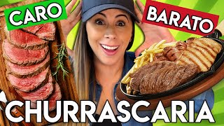 Churrascaria Caro vs barato: Mocellin e Billy The Grill