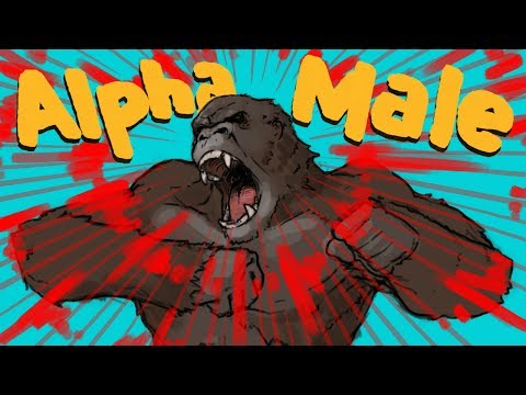 HOW TO BECOME THE ALPHA MALE