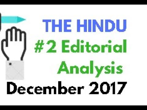 the hindu editorial analysis n economy   2 the hindu editorial analysis 2017 n economy poverty essay upsc appsc tspsc