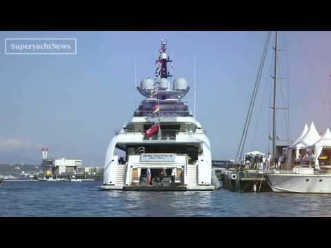 The 2016 Monaco Yacht Show