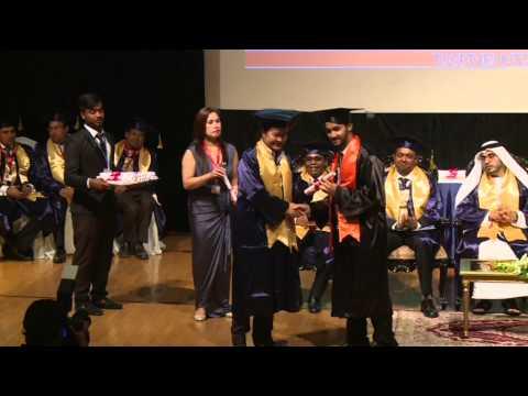 BTEC Graduation Ceremony 14th March 2015 - Part 3/4