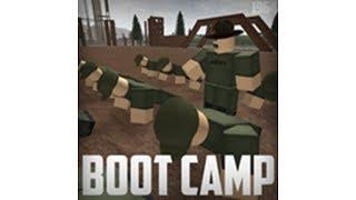 ROBLOX: USM 1960 Boot Camp Tour!