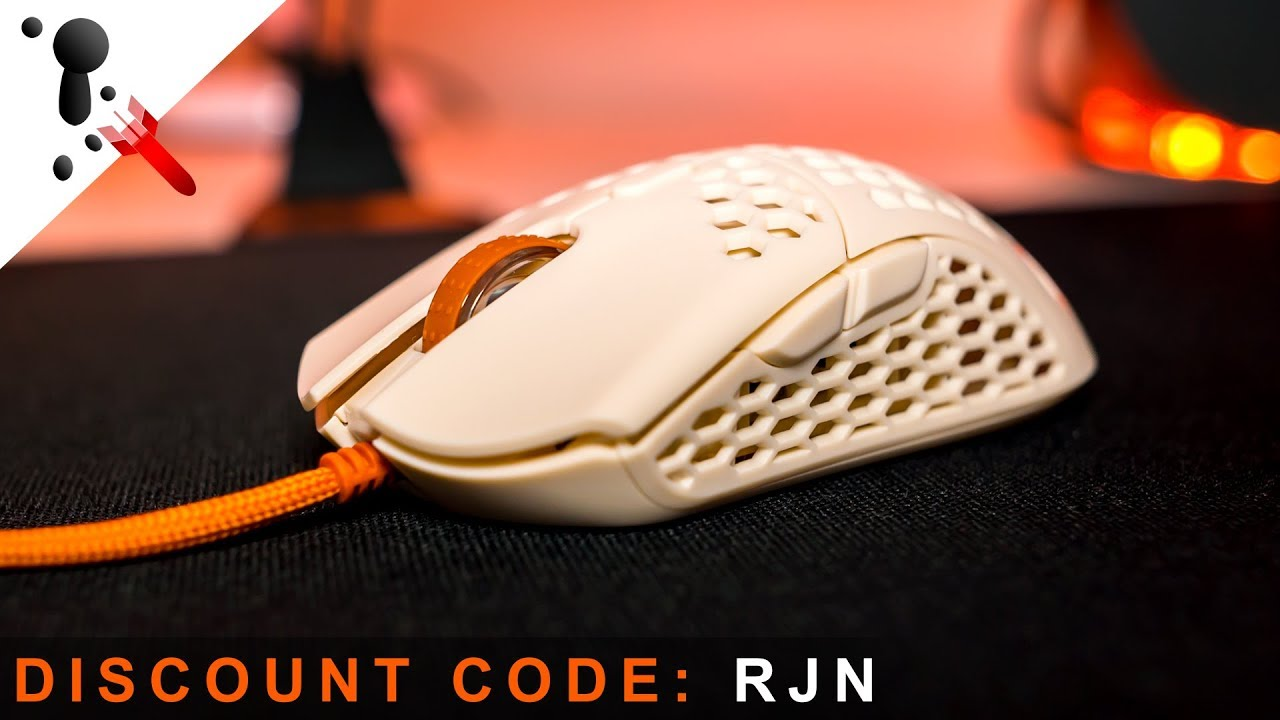 Finalmouse Ultralight 2 Review - Discount Code: RJN