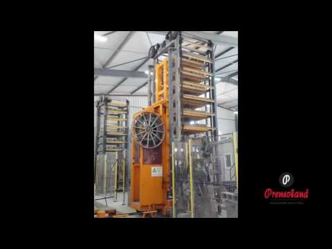 Block machines: Vibro-presse Compacta by Prensoland