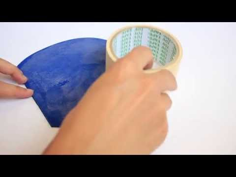 Table Tennis - Remove Glue On Rubber