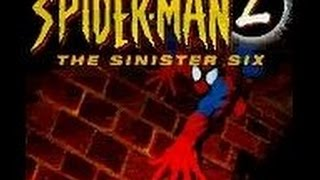 Spider-Man 2 - The Sinister Six (Game Boy Color) [story and bosses]