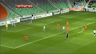 Pays-Bas-Allemagne  resume finale u17