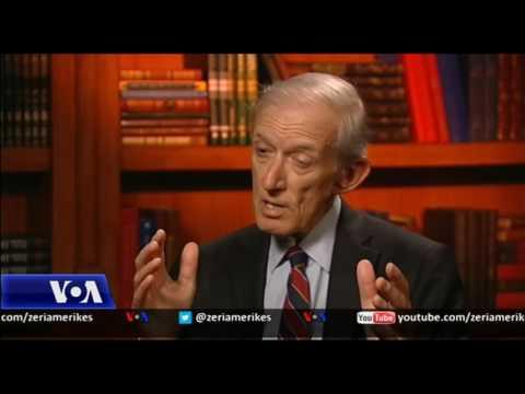 Intervistë me gazetarin Donald Lambro