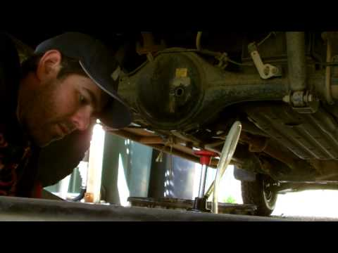 How to replace your diff oil LSD and conventional diffs explained