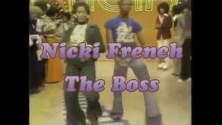 "Nicki French - The Boss (Matt Pop 12"" Disco Mix, preview)"