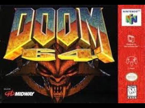 Doom 64 100% Walkthrough Map 16: Blood Keep No Commentary |