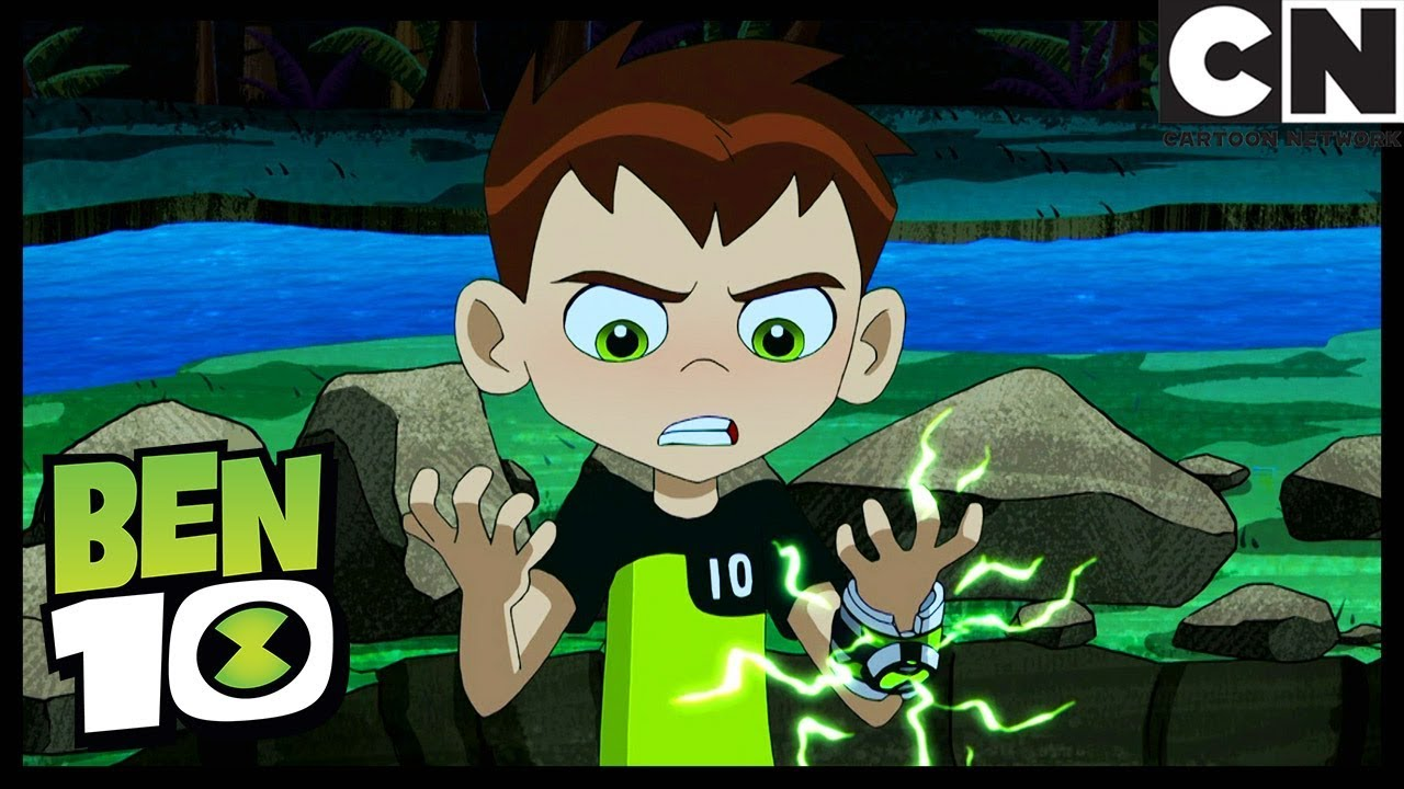Ben 10 | Ben Transforms Multiple Times in a Row | Lickety Split | Cartoon  Network