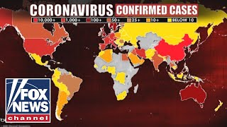 WHO declares coronavirus outbreak a pandemic