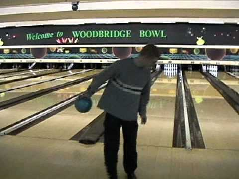Guys from Canada Go Bowling