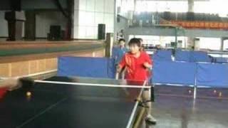 pingpong ball training 2