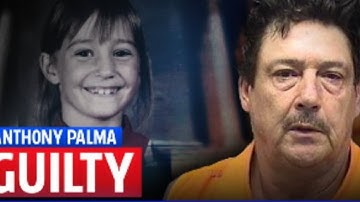 Anthony Palma FULL Interrogation Child killer arrested and questioned 18 years later