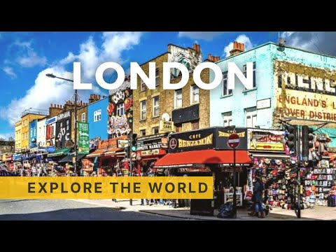 Camden Town, London UK