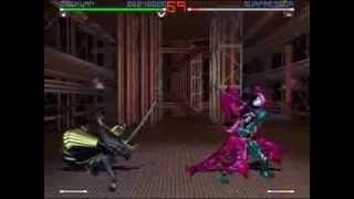 Rise Of The Robots 2 Resurrection Suikwan PC Gameplay