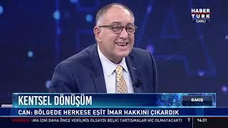 Bakış - 17 Ekim 2018 - (Kentsel dönüşüm) - Ümraniye Belediye Başkanı Hasan Can