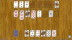 Algerian Patience Solitaire - How to Play