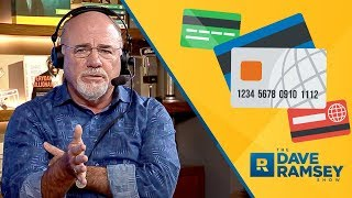 dave ramsey credit cards to build credit