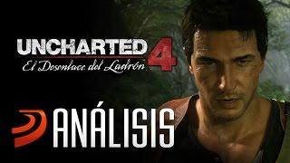 UNCHARTED 4 - ANÁLISIS. ¿Se despide Nathan Drake como merece?