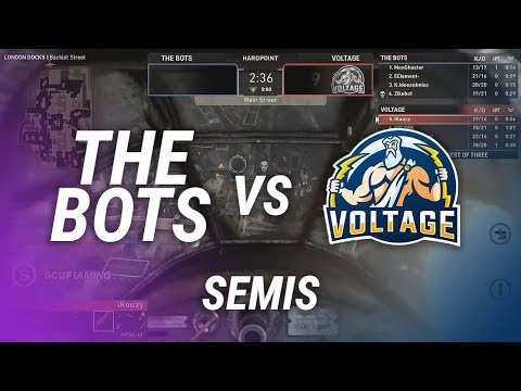 The Bots Vs Voltage - UMG $200 Min. 4v4 Variant - Semifinals  - April 26th