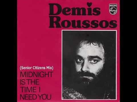 Demis Roussos - Midnight Is The Time I Need You (Senior Citizens Mix)