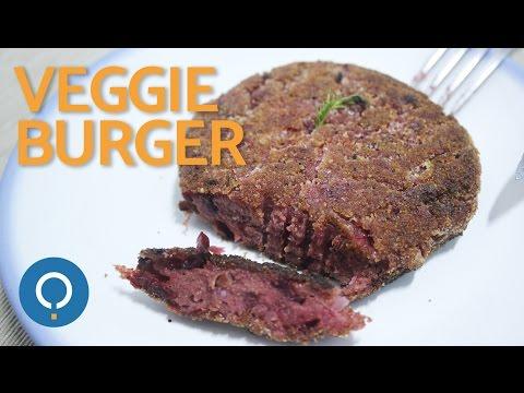 Veggie Burger – Vegan Lentil Burger