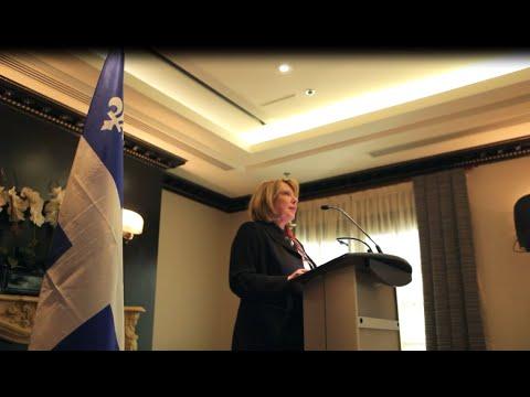 Rencontre de la ministre Christine St-Pierre avec le corps consulaire au Québec (2/2)