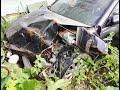 8 лет битым стоял на стоянке Восстановление Nissan Teana Body Repair