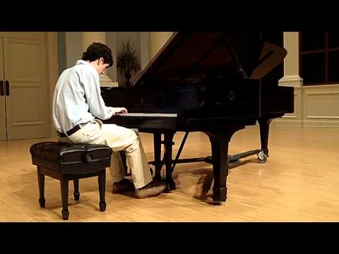 Rachmaninoff: Polichinelle Caleb A Weaver