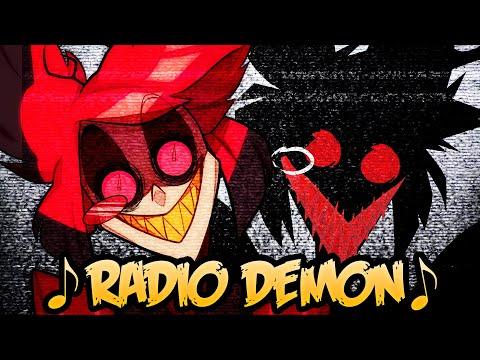 HAZBIN HOTEL - Radio Demon [♪ Animation Music Video] Song by NateWantsToBattle