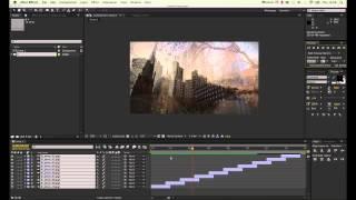 Quick-Tipp #2 (AE): Erstellen einer Videosequenz mit übergang