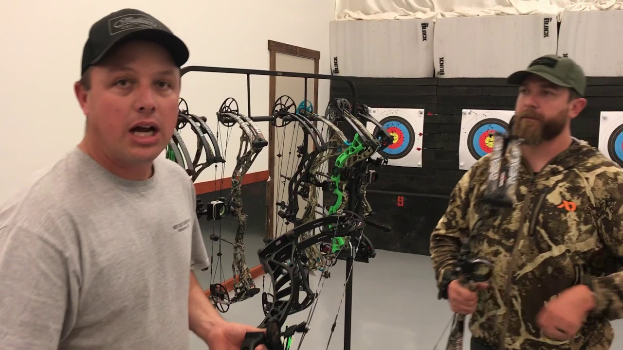 Bowtech Realm review Charles Whitwam : LightTube