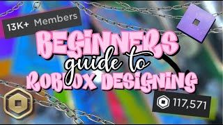 Icyella's Starter Guide to Designing on Roblox   For Beginners