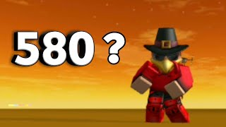 Special for 580 subscribers! Roblox Epic Dance!