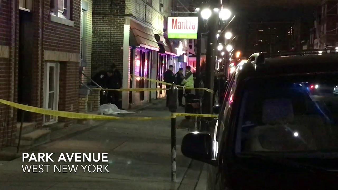 Shooting In West New York N J
