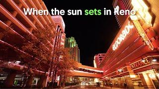 Reignite the Night in Reno Tahoe