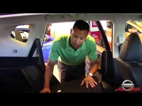 Alan Webb Nissan >> 2016 Nissan Rogue SL: In Review - Alan Webb Nissan - YouTube